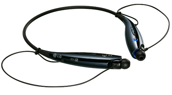 LG TONE+ Bluetooth Stereo Headset announced