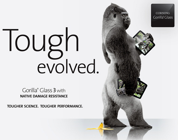 Image result for gorilla glass 3