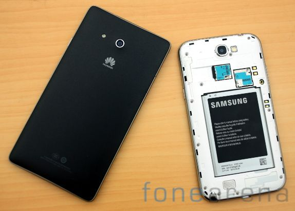 Huawei Ascend Mate vs Samsung Galaxy Note II-6