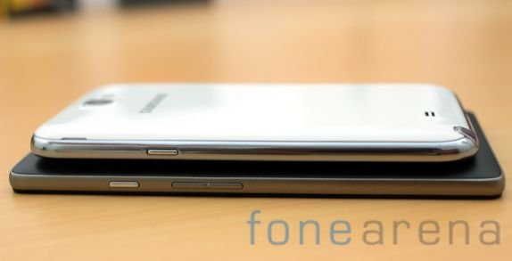 Huawei Ascend Mate vs Samsung Galaxy Note II-8
