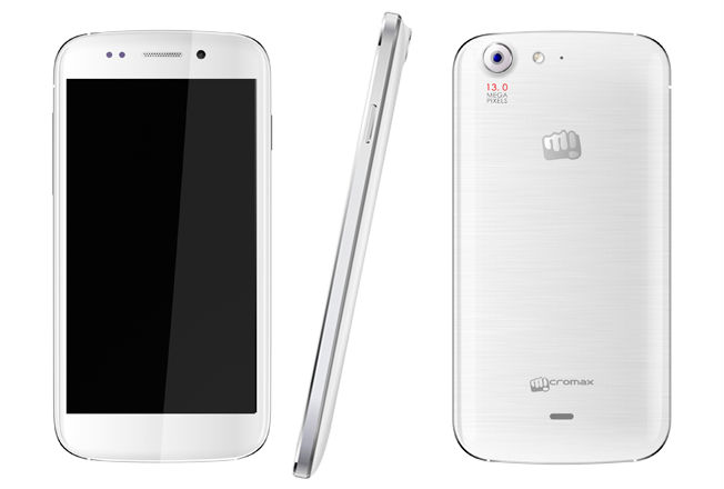 Micromax Canvas 4 Price In India - MySmartPrice