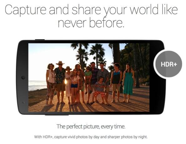 來下載試試看!您的手機或可安裝Google Camera App 並使用HDR+