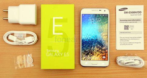 Harga dan spesifikasi Samsung Galaxy E5 Terbaru