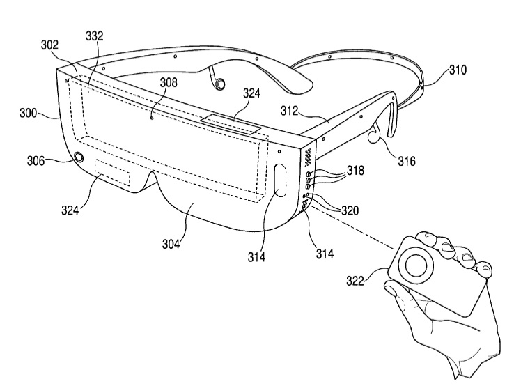 Apple granted patent for virtual reality headset for iPhone