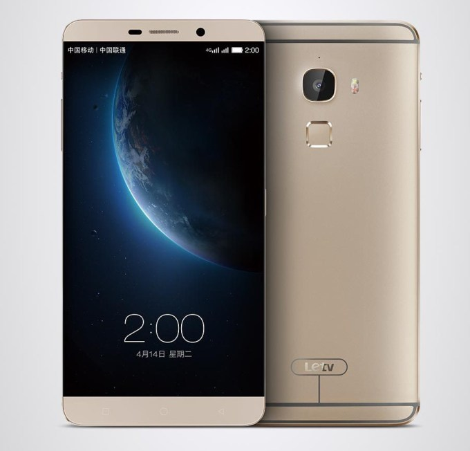LeTV Max Snapdragon 810 MSM8994 2.0GHz 8コア