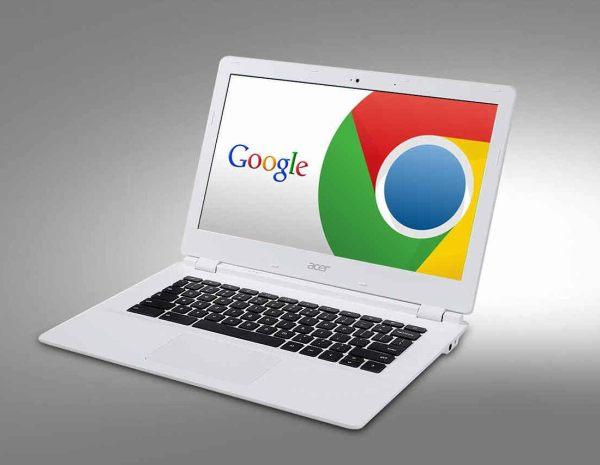 Google Chromebook Apple