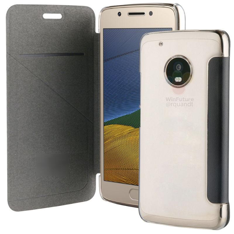 Moto G5 Case render
