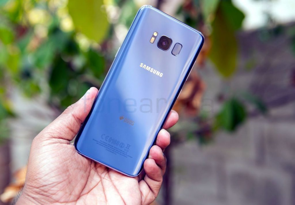 Samsung Galaxy S8 and Galaxy S8+ Orchid Gray color variant launched in India