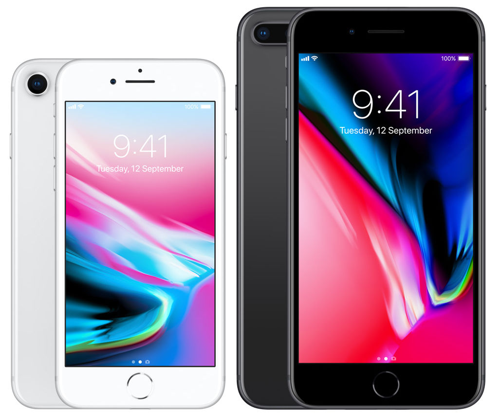 Apple iPhone 8. iPhone 8 Plus manufacturing cost estimated at $247.51 and $288.08 respectively