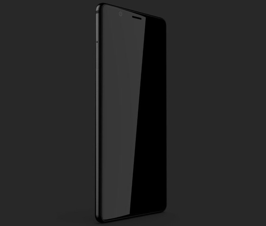 Image result for BlackBerry 'Ghost' with bezel-less display said to launch in India