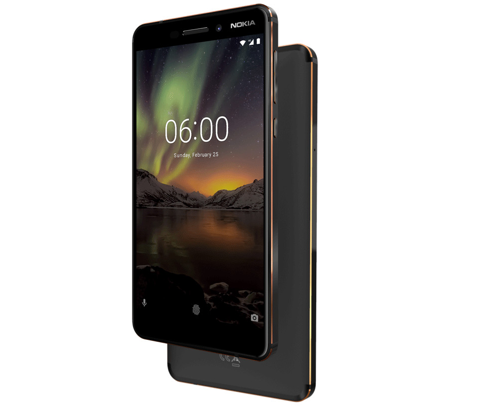 Nokia 6 2018. Nokia 7 Plus and Nokia 8 Sirocco Android One smartphones launched in India starting at Rs. 16999