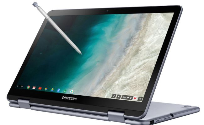 Samsung Chromebook Plus V2 Lte 2 In 1 With Built In Pen