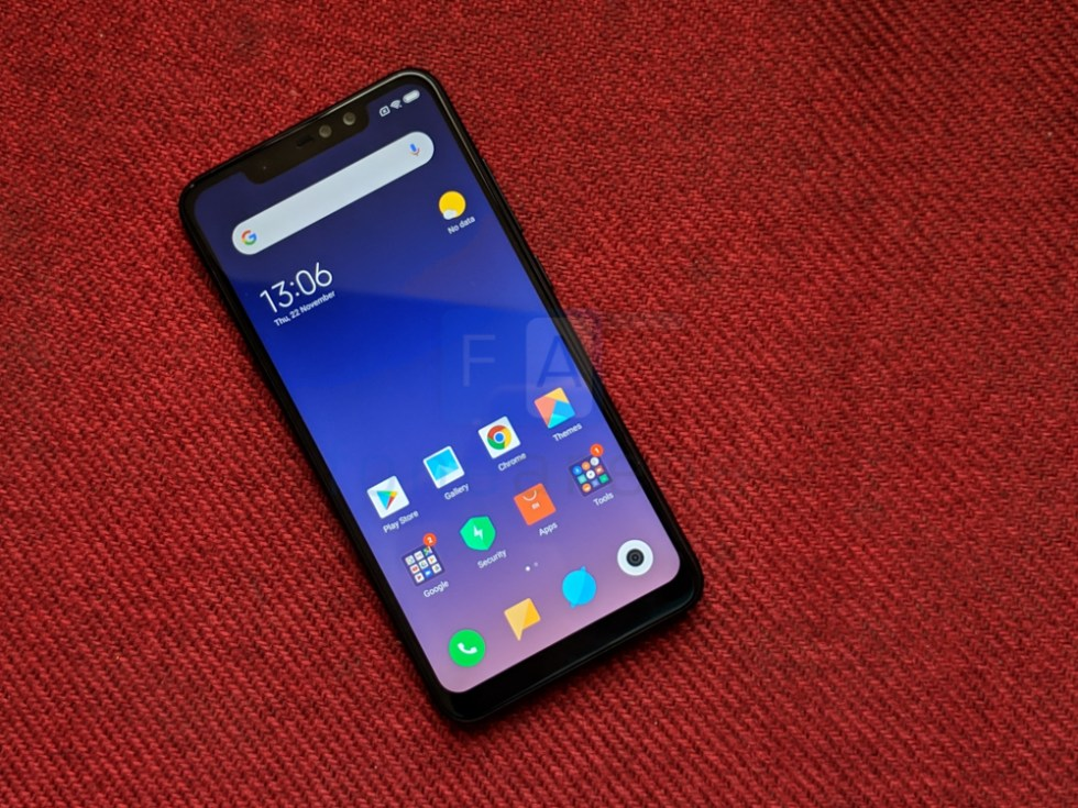 Redmi 6 Pro Global Fastboot Rom