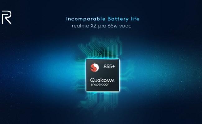 Realme X2 Pro With Snapdragon 855 Plus Fhd 20 9 90hz