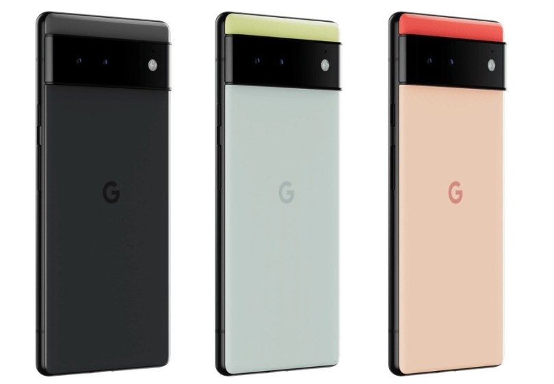 Google Pixel 6 Price and Specifications