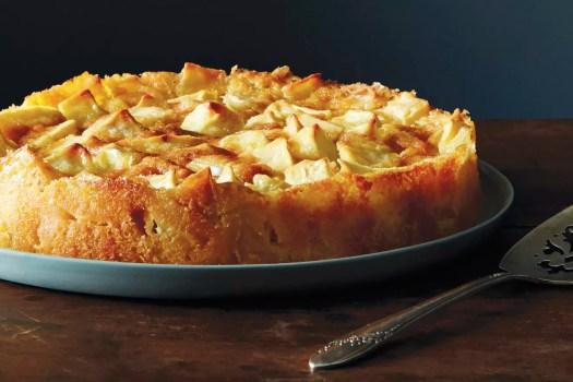 marie-helene's apple cake from Dorie Greenspan