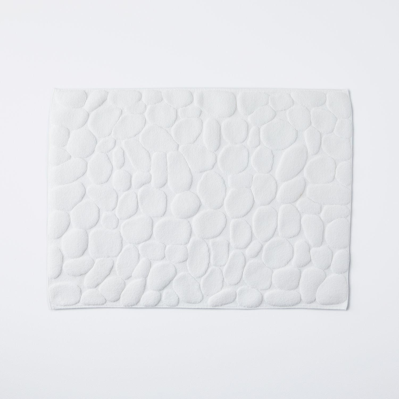 Ishikoro Pebble Stone Cotton Bath Mat on Food52