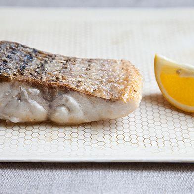 Le Bernardin's Crispy-Skinned Fish