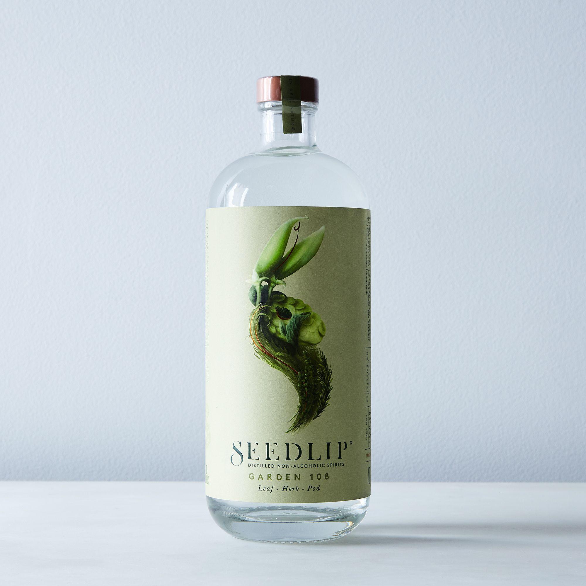 Seedlip Non-Alcoholic Spirits - Garden 108