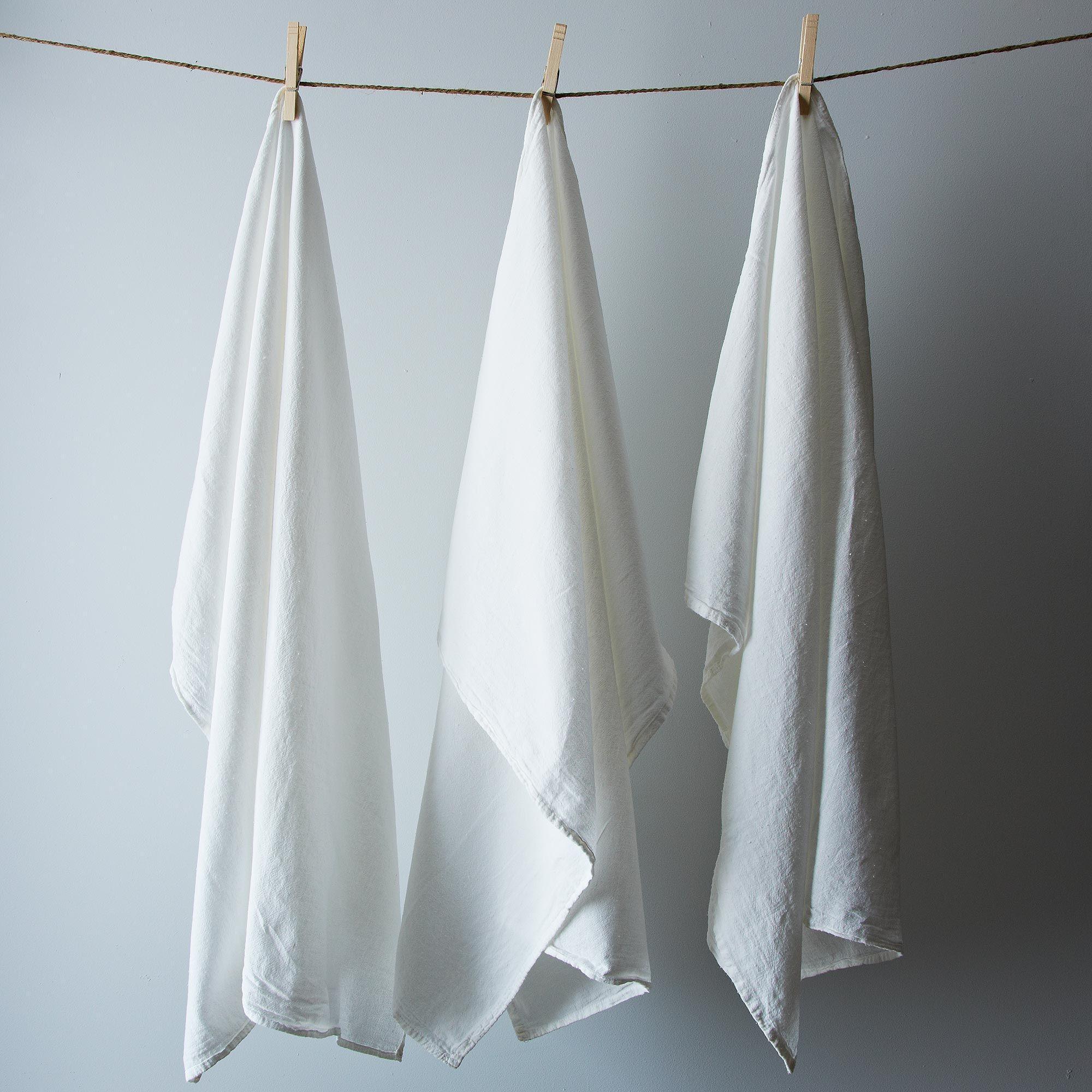 gray kitchen towels sink faucets flour sack tea towel set of 3 on food52