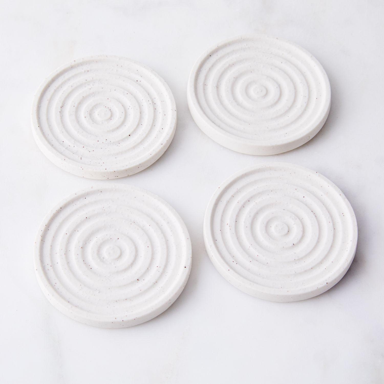 Slab Porcelain Trivet & Coasters on Food52
