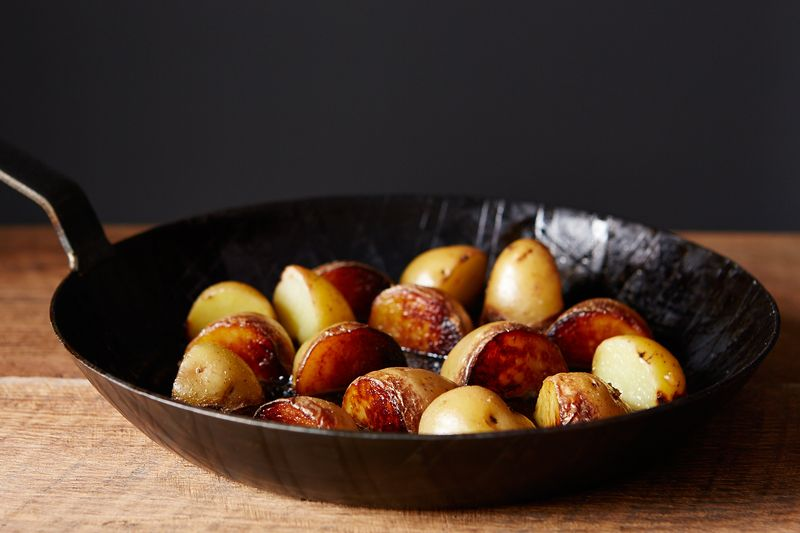 The Best Pan-Roasted Potatoes