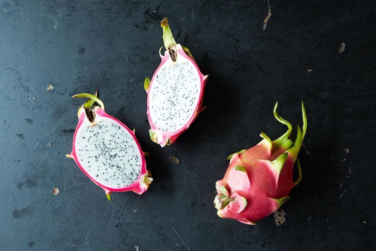 How to Prepare and Eat Dragon Fruit  Exotic Fruits