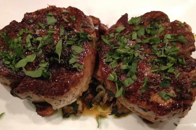Easy Garam Masala Pork Chops Recipe on Food52