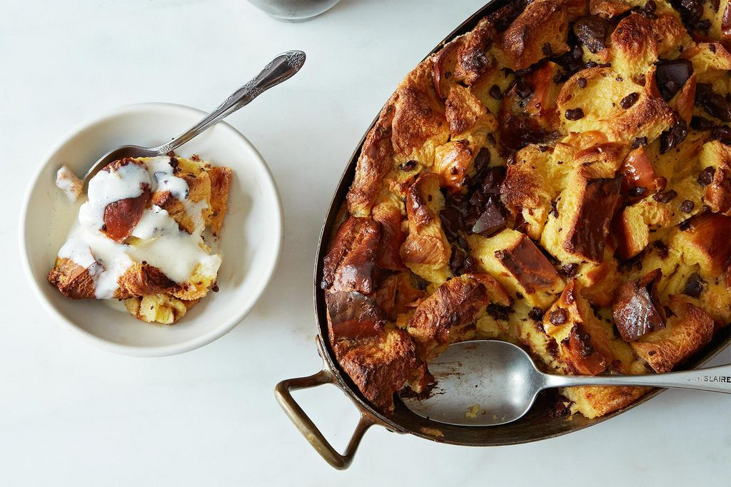 how to make bread pudding without a recipe desserts