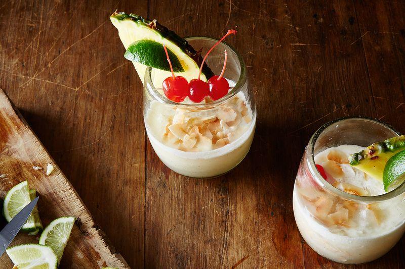 The Frozen Piña Colada Recipe You've Always Wanted