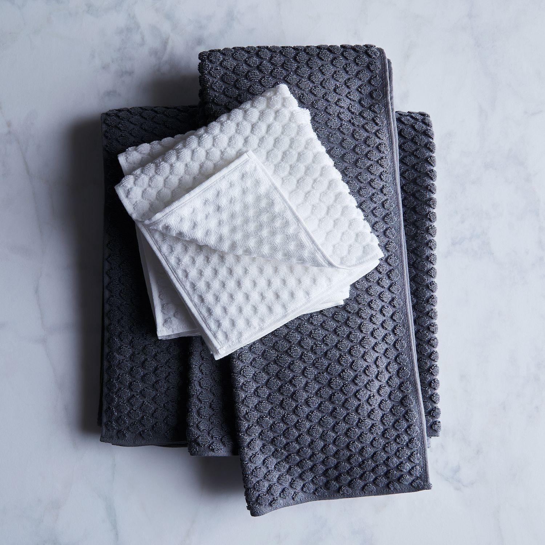 Puchi Puchi Japanese Textured Bath Towels on Food52