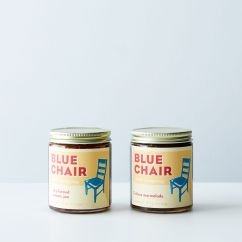 Blue Chair Jam Office Chairs With Wheels Fruit Dry Farmed Tomato 43 7 Citrus