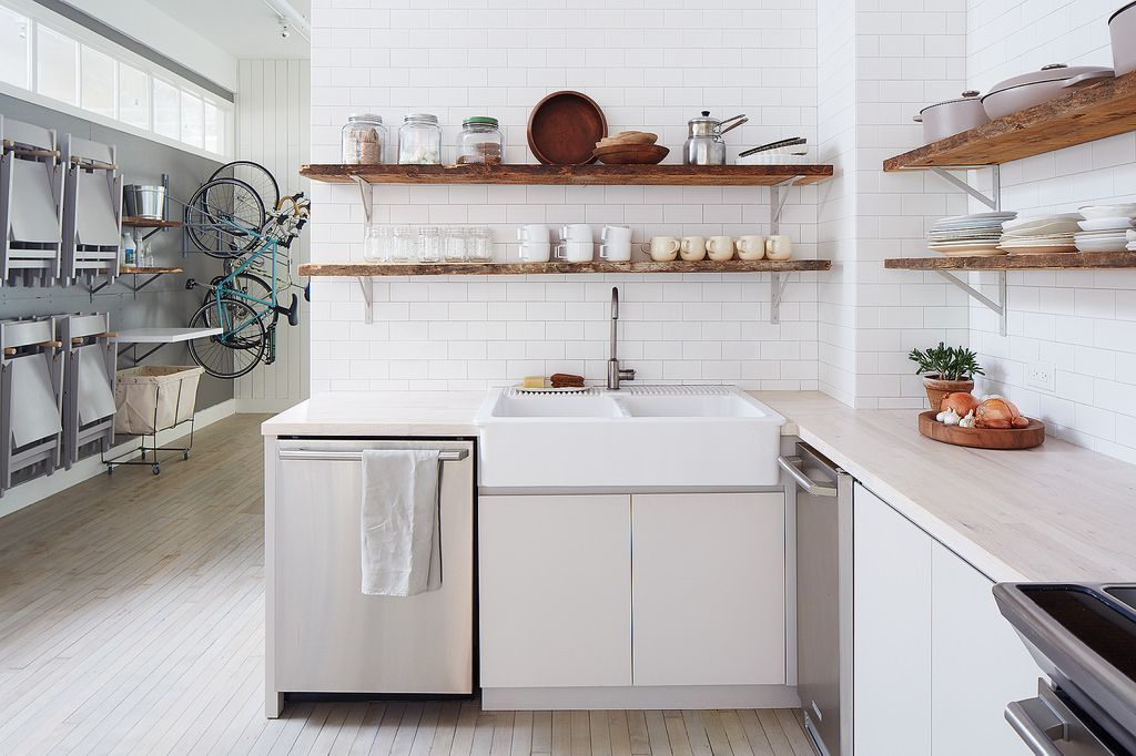 subway tiles in kitchen slim storage you can do better than tile