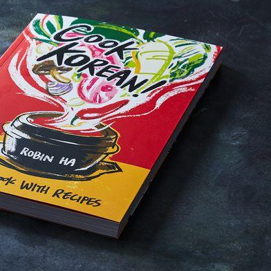 Is a Comic Book Cookbook a Good Idea?