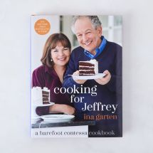 Ina Garten Cooking for Jeffrey