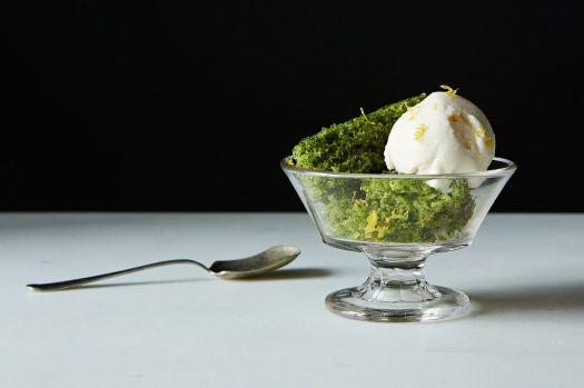 parsley cake