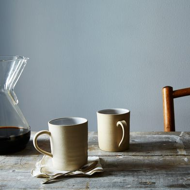 Food52 Handthrown Mug, by Jono Pandolfi