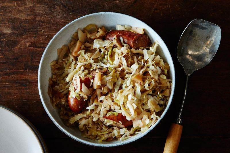 Southern Slow Cooker Choucroute