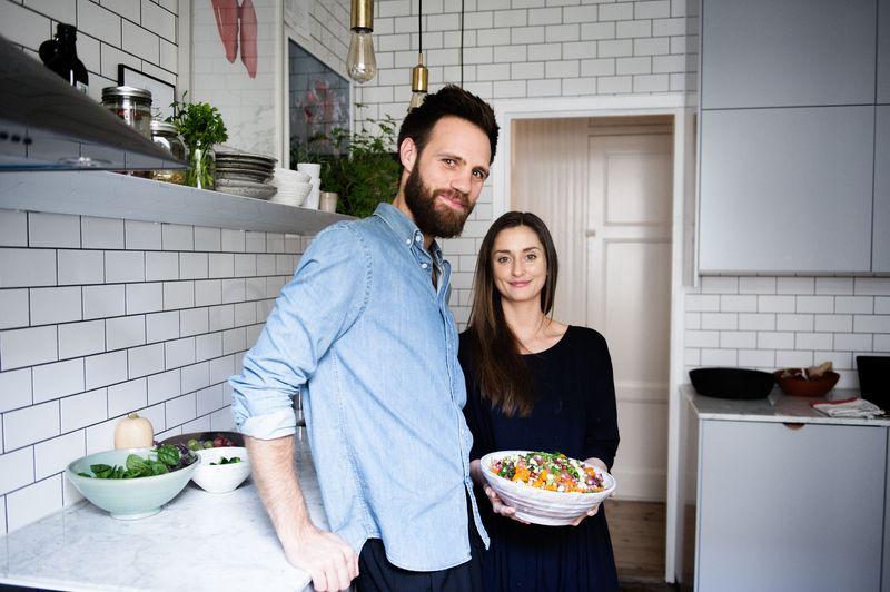 Inside Green Kitchen Stories Stockholm Kitchen