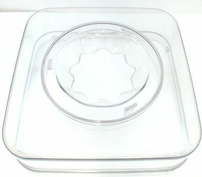 ICE-30BCLID, Ice Cream Maker Replacement Lid fits Cuisinart
