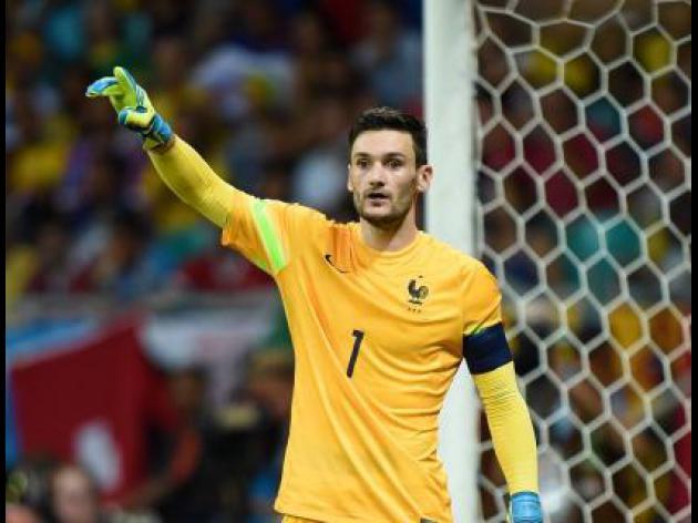 Lloris doubtful for France friendly