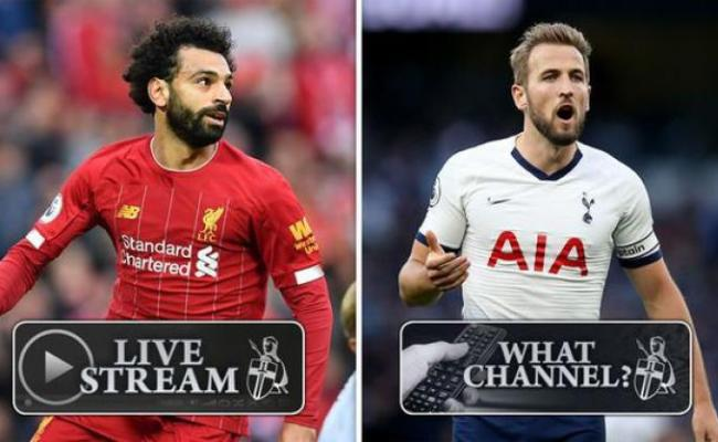 Liverpool Vs Tottenham Live Stream Tv Channel How To