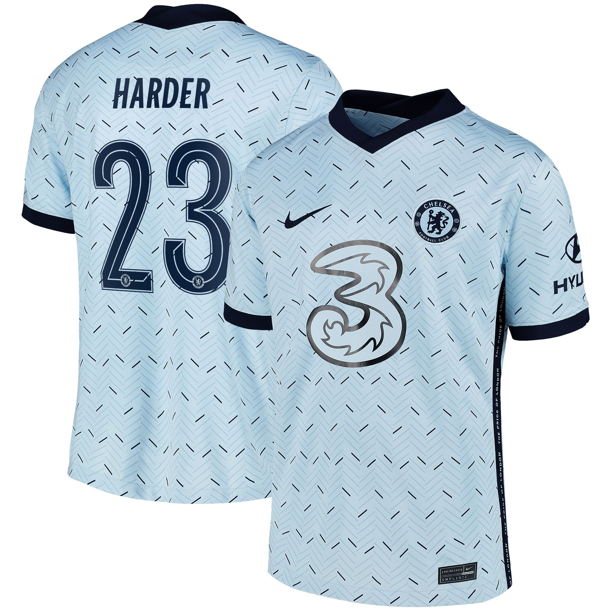 Edouard was born on march 1, 1992, in montivilliers in northern france. Chelsea Cup Away Stadium Shirt 2020-21 - Kids with Harder