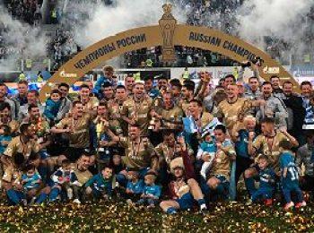 Zenit St. Petersburg 3 - 1 CSKA Moscow