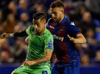 Levante 4 - 0 Real Betis