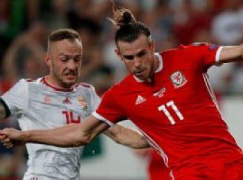 Hungary 1 - 0 Wales