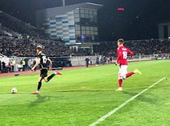 Kosovo 2 - 2 Denmark