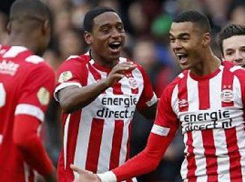 PSV Eindhoven 5 - 0 Fortuna Sittard