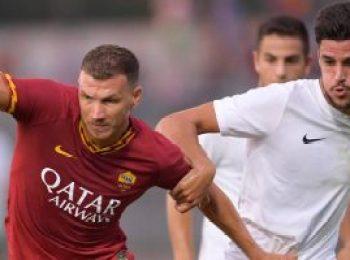S.S. Arezzo 1 - 3 Roma
