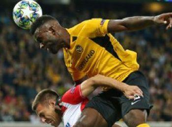 Young Boys 2 - 2 FK Crvena Zvezda